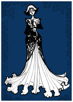 Dress by The-Pirate-Fox