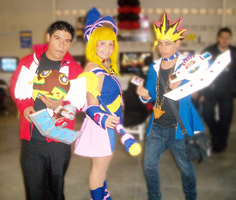 Cosplay YGO by HollyMotto