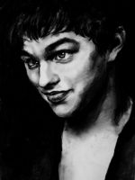 Nichlas Hoult by Zombieyue