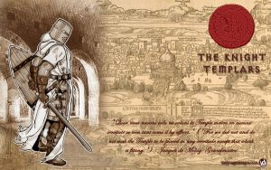 Knight Templar wallpaper by daratgh