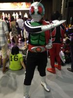 Masked Rider 6 by transformers-fan123