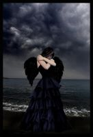 _tears of an angel_ by SistaofPain