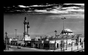 baghdad mosque by mamamac
