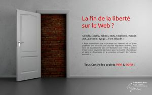 Contre SOPA et PIPA by LMA-Design