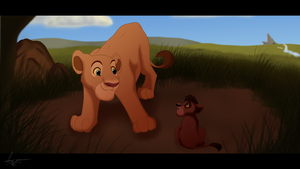 Nala's Found by agoonia1