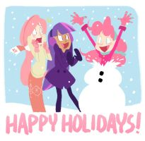 Happy Holidays by NickSwift