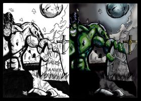 The HULK is not DEAD WIP by benzaie