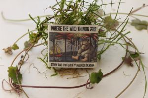 Where the Wild Things Are Miniature Book by Saint-Rise