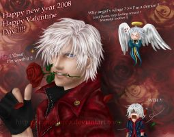 Foolishness, Dante... XD by CameDorea