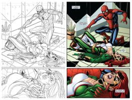 Amazing Spider-Man Family 6: 1 by TimLevins