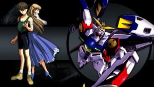 Gundam Wing PSP Wallpaper2 by MrDraftsman