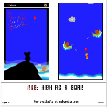 NEB: High as a Bear (Alpha 0.1) by Andyi