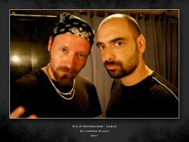 Le2lo -OLD Astrdalong record Criminale Azyle by ANOZER