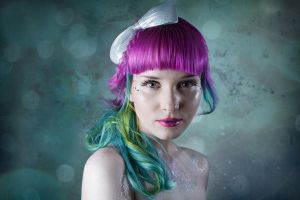 Radiance:Purple+Teal by thejelley