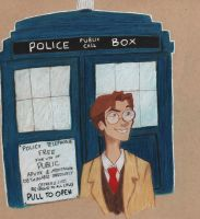Doctor Thatch by SilverSparrow75