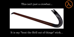 This isn't just a crowbar... by LinkNZeldaForever