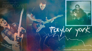 Taylor York Wallpaper by youthrewitaway
