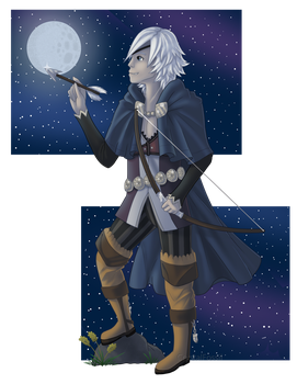R: Niles by CrystalFossil