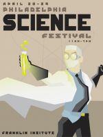 Science Festival Poster by Gmrmnd7