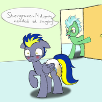 But I am not even a doctor! by Microippon