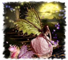 ARRIVAL OF THE DRAGON FAIRIES by HumbleLuv
