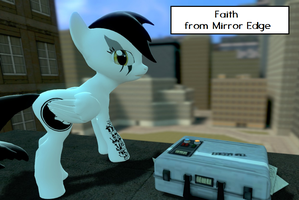 Faith pony hexed + Download by Commodor-Richter