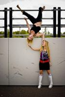 The Skate Park by JackieHeartsyou