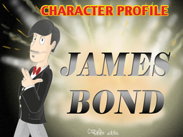 Mr Coat - Character Profile: James Bond by qwertypictures