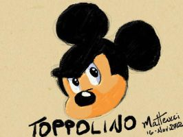 Toppolino by MrBIGAL