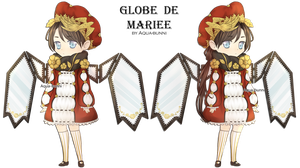 Globe de Mariee Adopt (Closed) by AQUA-Bunni