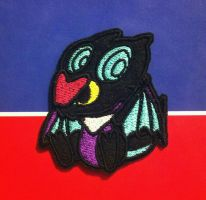 Pokedoll Style Noivern Patch by TheHarley