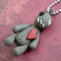 Voodoo doll by rude-and-reckless