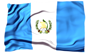 Flags of the World: Guatemala by MrAngryDog