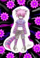 The Cheshire Cat - BV2 by HirokoTheHedgehog