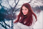 It's Cold Outside by marius-ilie