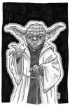 Force Ghost Yoda by mscorley