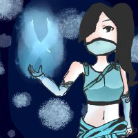 Cold Ice , Frozen Heart by DogOtaku