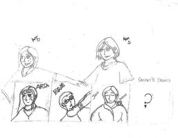 Concept Sketch for Strip 1 by Angel-Platypus-Photo