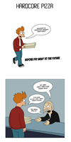 Futurama Mini Comic 013 by Alanquest