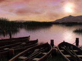 Boats by pulits
