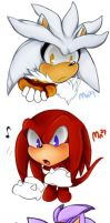 "Sonic:"" That hog took my dog "" by Mn27"