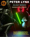 Alien Wars by Lynxander