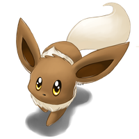 Eevee thing by Togechu