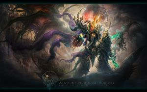 Worm-Emperor of EGOISM by IosifChezan