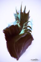 The Lich King by MitchGrave