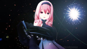 [MMD] Gahata Meiji by NightLightStar01