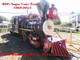 RIP: Sugar Cane Train by railguy365