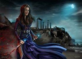 Kahlan Amnell by pankich