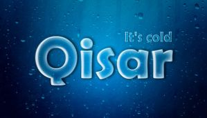 Qisar: It's cold by Qisar