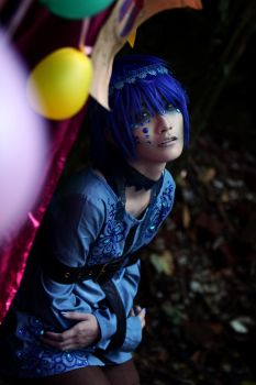 Vocaloid - Darkwood Circus by soulCerulean